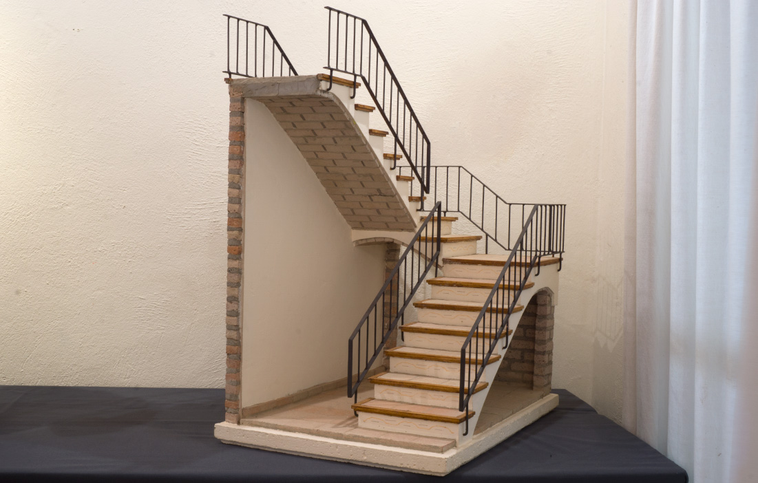 Tradicional esgla a esgla for Pisos para escaleras de concreto